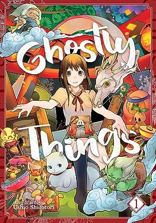 Ghostly Things Vol. 1