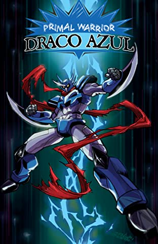 Primal Warrior Draco Azul #1