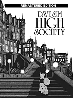 Cerebus Vol. 2: High Society