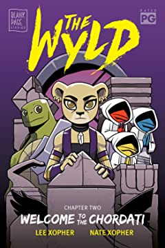 The Wyld #2