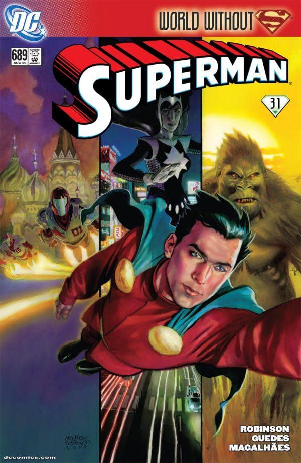 Superman (1939-2011) #689