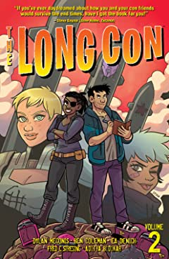 The Long Con Vol. 2