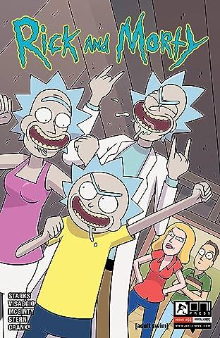 Rick and Morty No.55