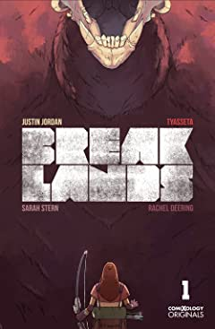 Breaklands (comiXology Originals) #1 (of 5)