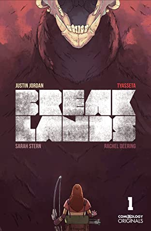 Breaklands (comiXology Originals) No.1 (sur 5)