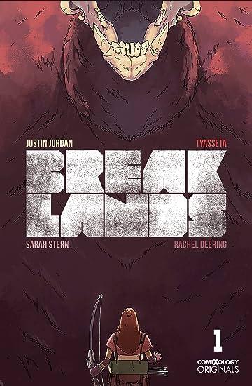 Breaklands (comiXology Originals) No.1 (sur 5)
