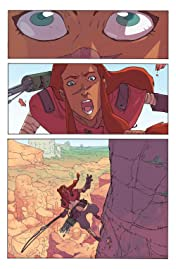 Breaklands (comiXology Originals) #2 (of 5)