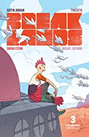 Breaklands (comiXology Originals) No.3 (sur 5)