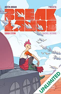 Breaklands (comiXology Originals) #3 (of 5)