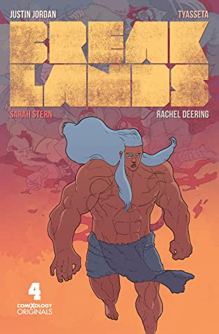 Breaklands (comiXology Originals) #4 (of 5)