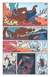 Breaklands (comiXology Originals) #4 (of 5)