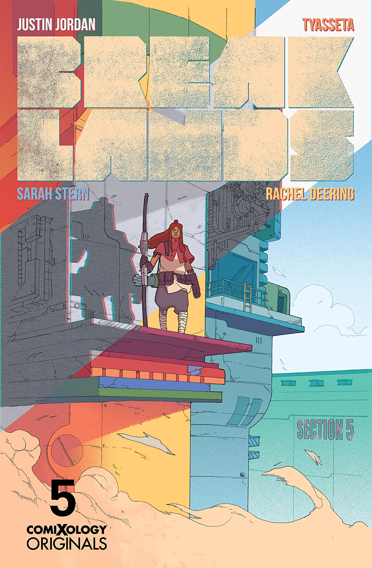 Breaklands (comiXology Originals) #5 (of 5)
