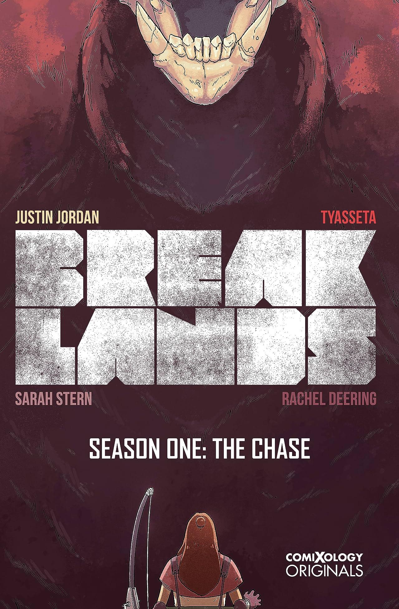 Breaklands Season One (comiXology Originals)