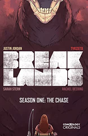 Breaklands Season One (comiXology Originals)