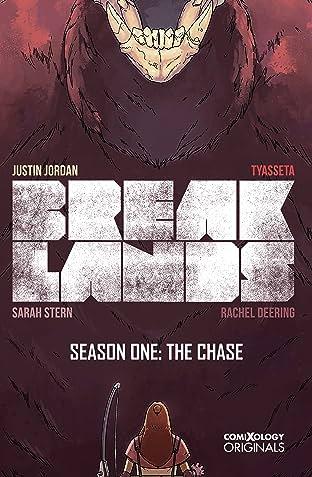 Breaklands (comiXology Originals) Vol. 1