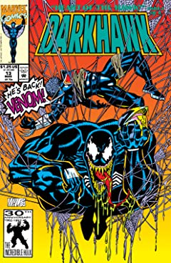 Darkhawk (1991-1995) #13