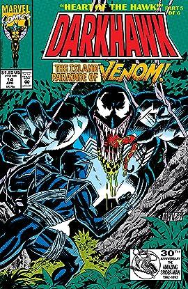 Darkhawk (1991-1995) #14