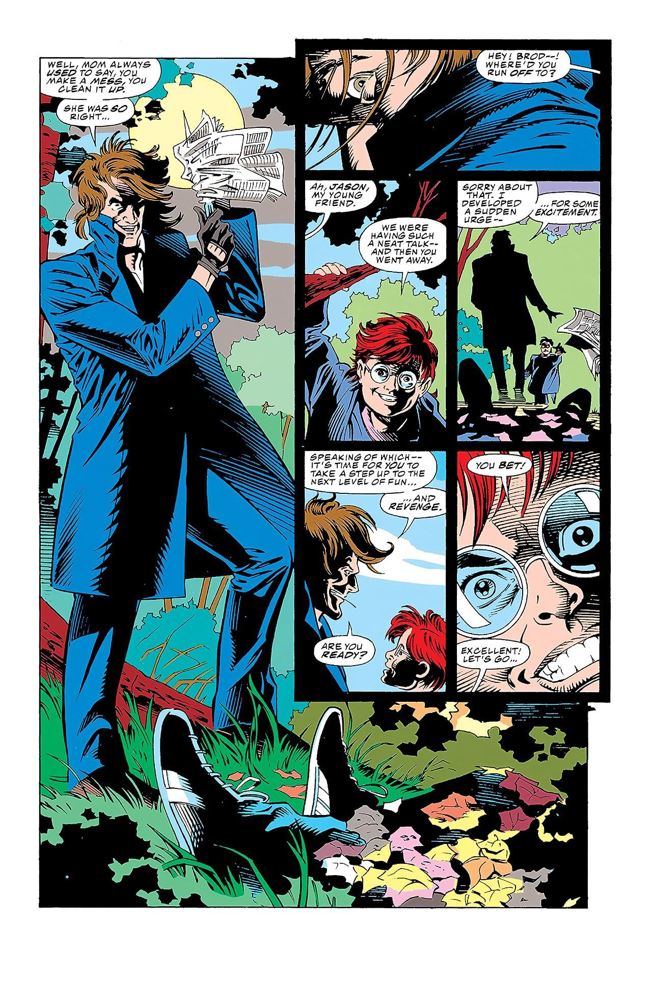 Darkhawk (1991-1995) #35