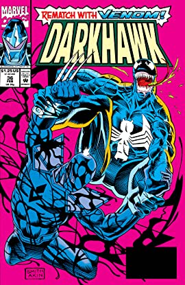 Darkhawk (1991-1995) #36