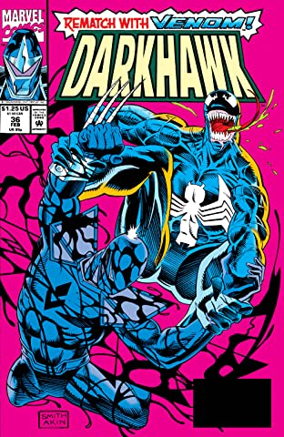 Darkhawk (1991-1995) No.36