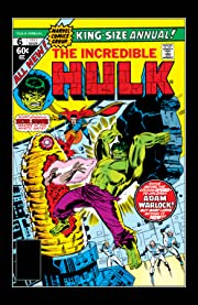 Incredible Hulk (1962-1999) Annual #6