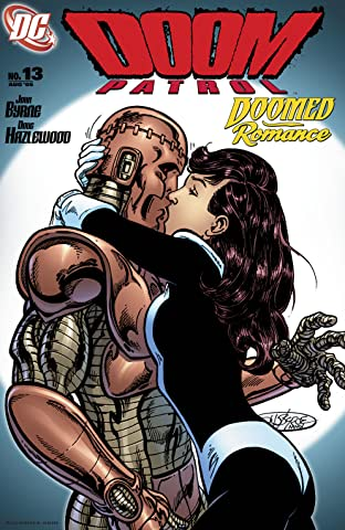 Doom Patrol (2004-2006) No.13