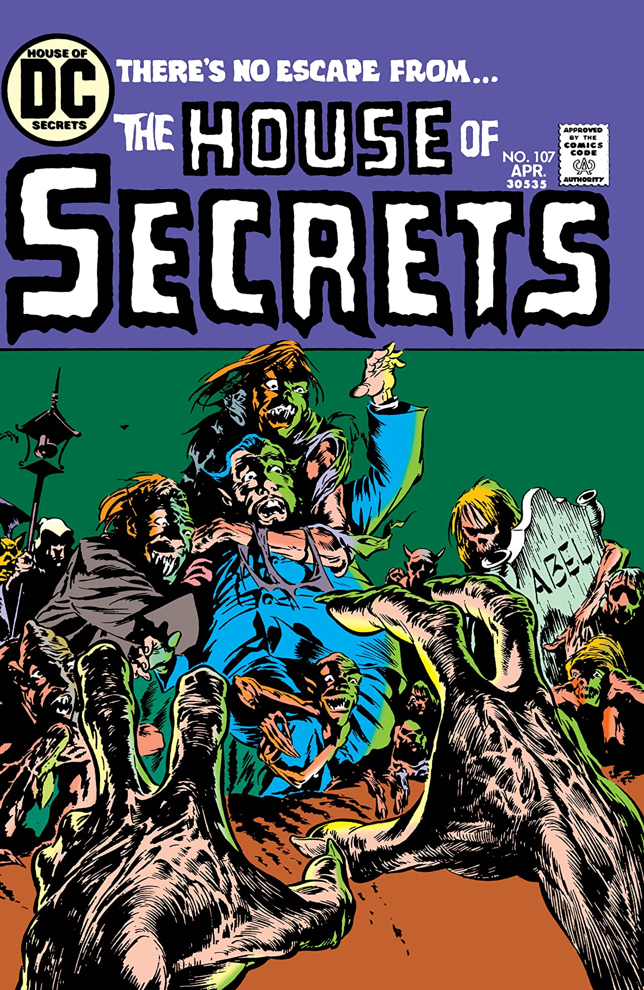 House of Secrets (1956-1978) No.107