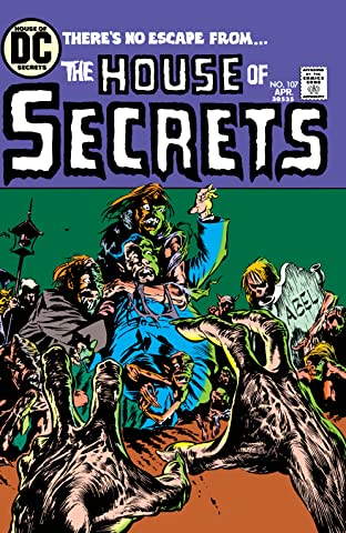 House of Secrets (1956-1978) #107
