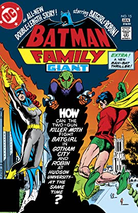 Batman Family (1975-1978) #15