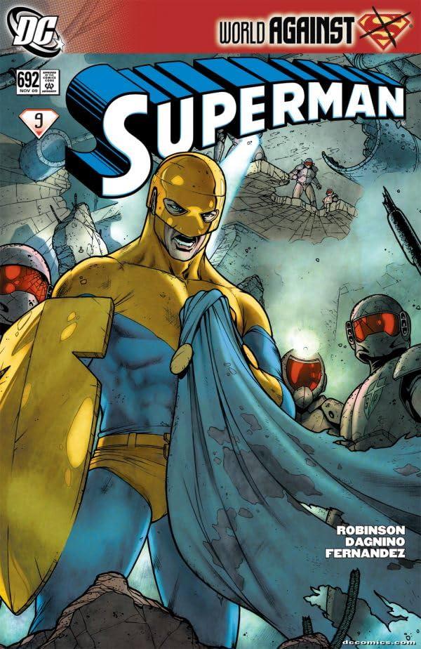Superman (1939-2011) #692