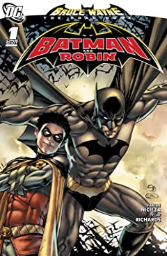 Bruce Wayne: The Road Home: Batman & Robin (2010) #1