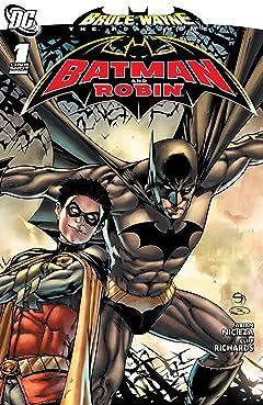 Bruce Wayne: The Road Home: Batman & Robin (2010) No.1
