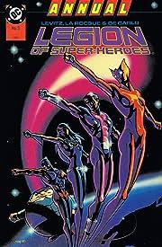 Legion of Super-Heroes (1984-1989) Annual #3