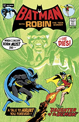 Batman (1940-2011) #232: Facsimile Edition (2019)