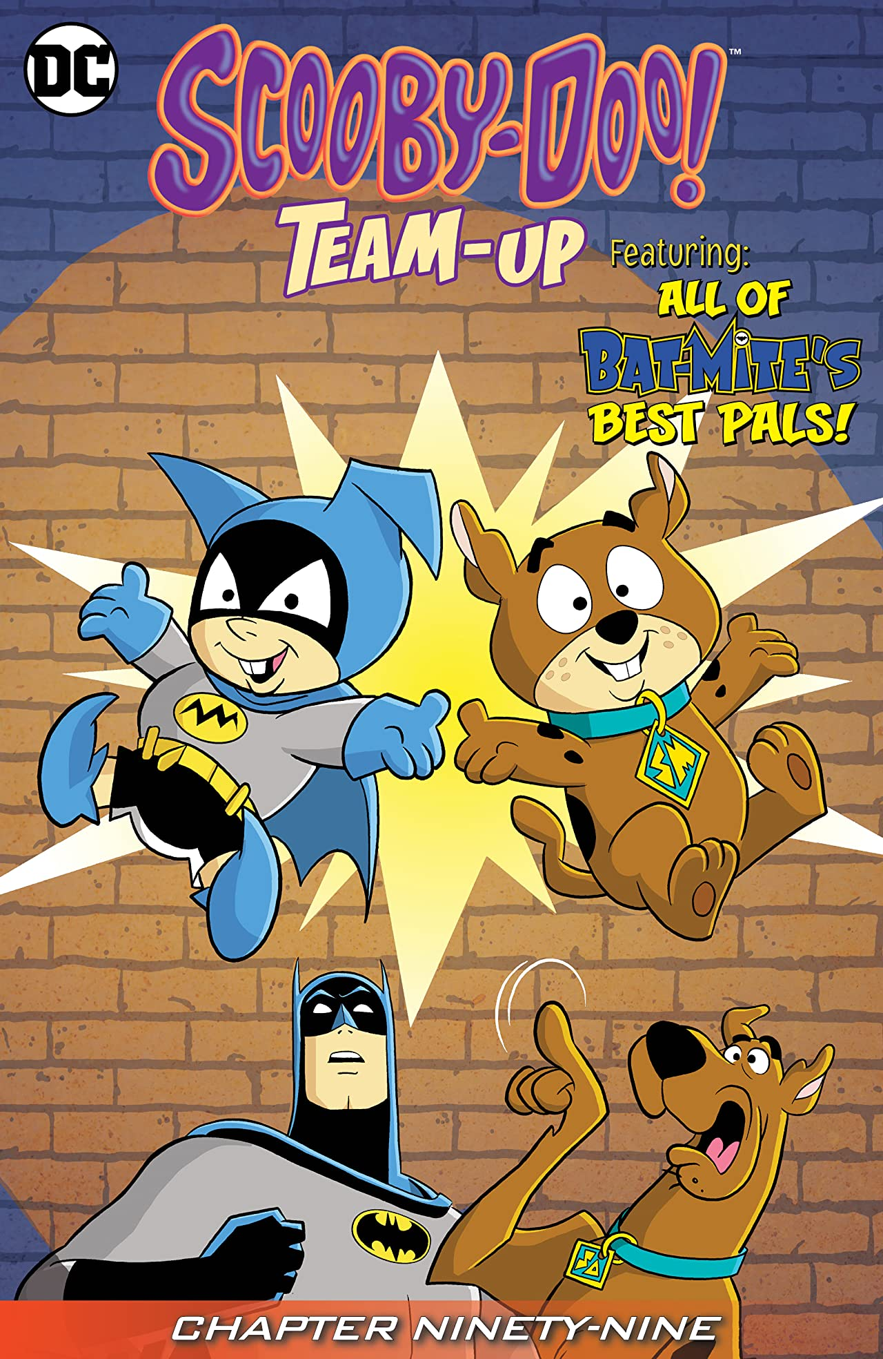 Scooby-Doo Team-Up (2013-) #99