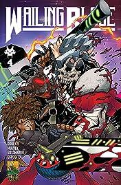 Wailing Blade #4