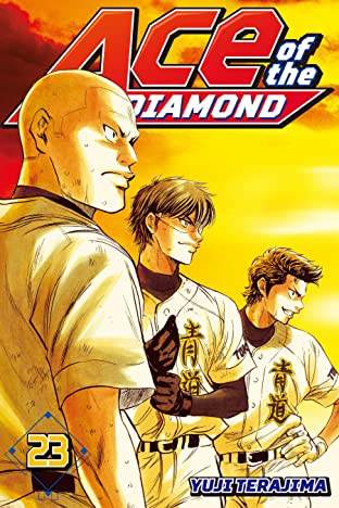 Ace of the Diamond Tome 23