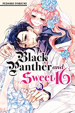 Black Panther and Sweet 16 Vol. 11