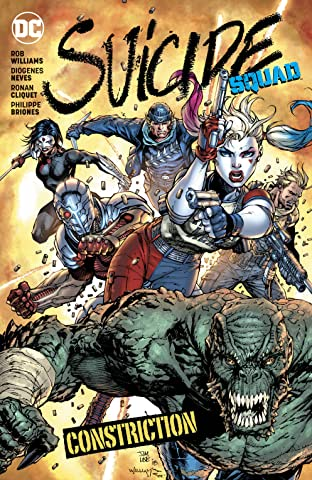 Suicide Squad (2016-2019) Tome 8: Constriction