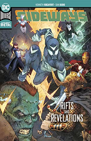 Sideways (2018-2019) Vol. 2: Rifts and Revelations