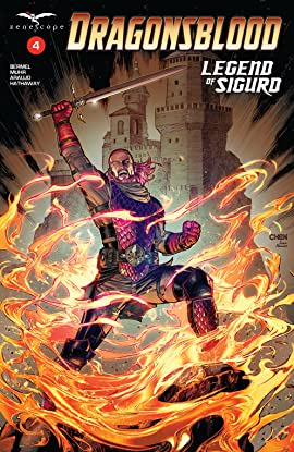 Dragonsblood #4: Legend of Sigurd