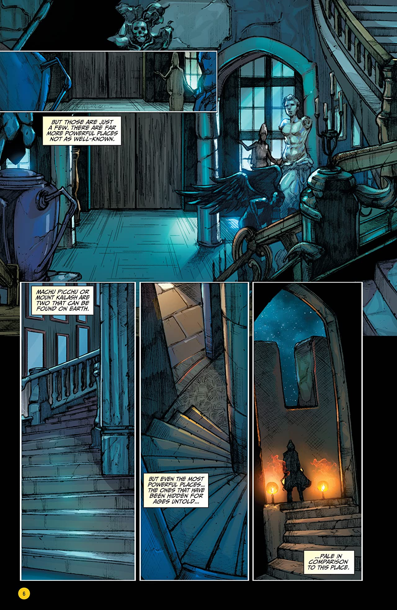 Grimm Fairy Tales: Age of Camelot