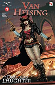 Van Helsing vs Dracula's Daughter #1
