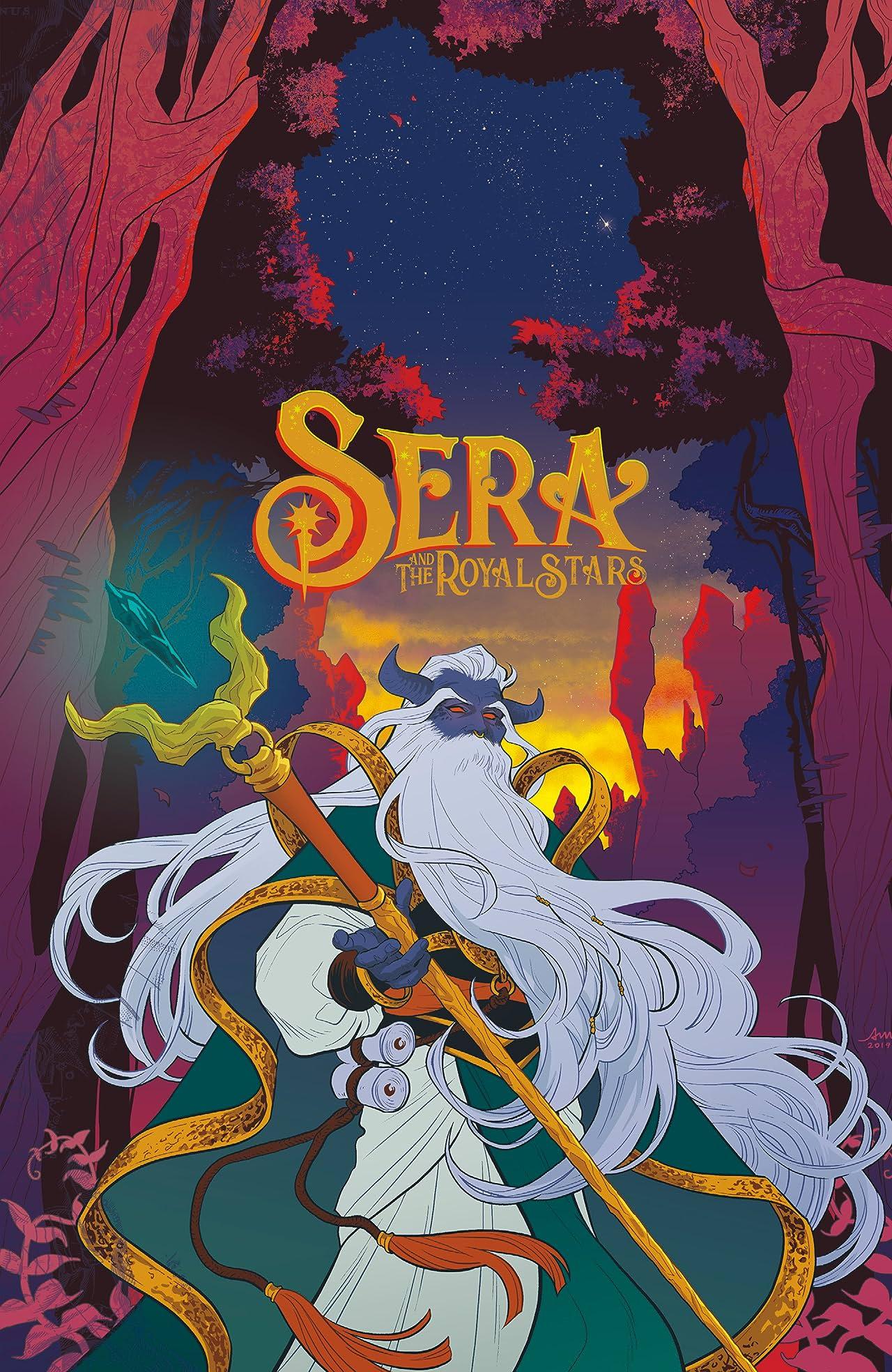 Sera & The Royal Stars No.2