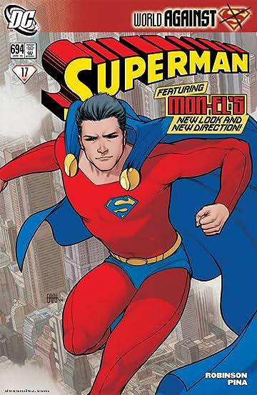 Superman (1939-2011) #694