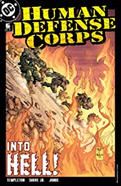 Human Defense Corps. (2003) #5