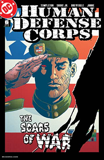 Human Defense Corps. (2003) No.6