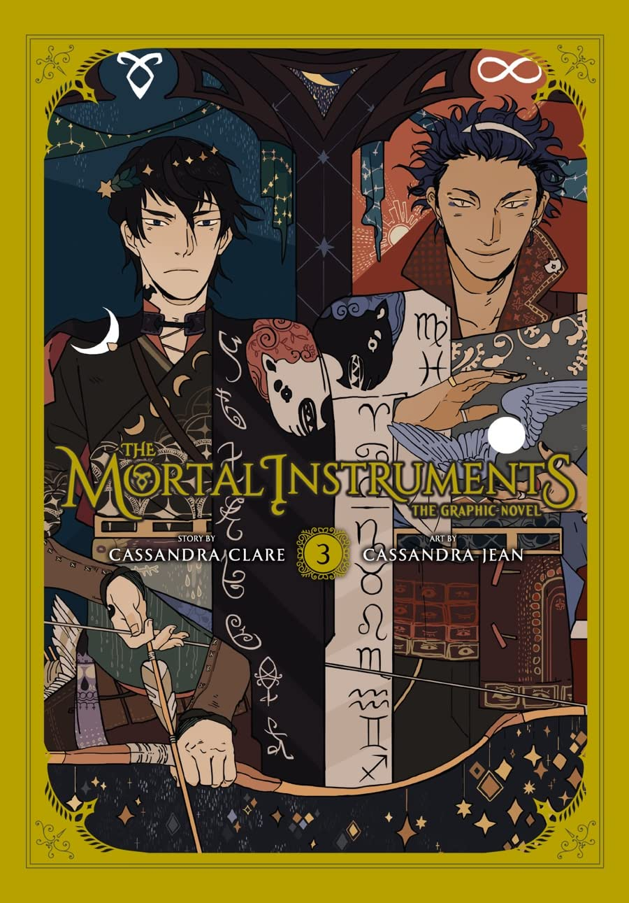 The Mortal Instruments: The Graphic Novel Tome 3