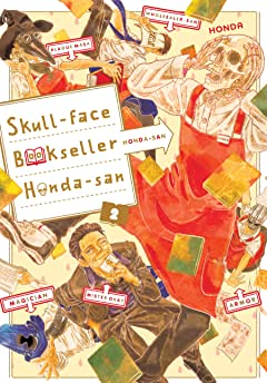 Skull-face Bookseller Honda-san Vol. 2