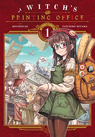 A Witch's Printing Office Tome 1